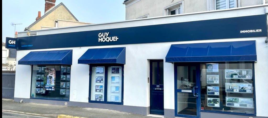 Agence Guy Hoquet SAINT CYR SUR LOIRE